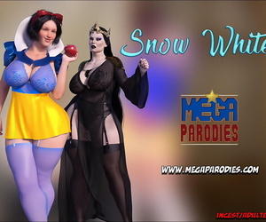 MegaParodies Snow White 01
