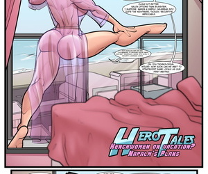 Rabies- Hero Tales- Cloud 10: Henchwoman on Vacation?