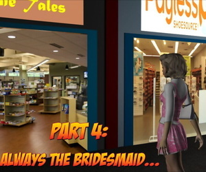 JojoTF Misadventures At one\'s fingertips Rub-down the Mall – Ch. 4