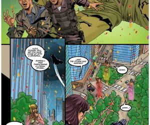 Skean P.Kreme – Greyman Comics 5