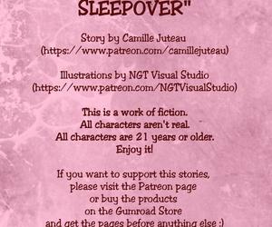 NGT – Spicy Stories Vol.3- Spiraling Sleepover