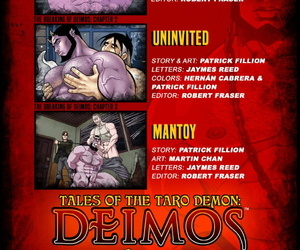 Patrick Fillion- Tales of a catch Taro Demon: Deimos #2