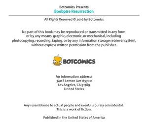 Bot Comics – Boobpire Resurrection 5