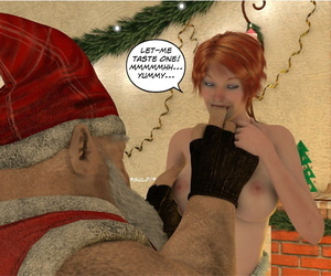 DarkCowBoy – Santa's Secret Boobs Assistant