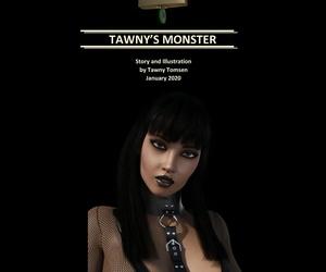 Tawny Tomsen – Tawny's Zooid