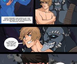 Classcomic- The Naked Knight #2