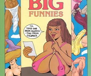 Redio Comix- Big Funnies 6