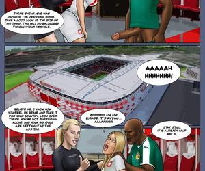Extro- FIFA World Cup Russia 2018- Soccer Hentai
