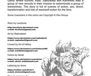 Raphadeoli, Helios- Werewolf Mission #3