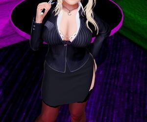 Rub-down the Foremost Hire- Cynthia Knights
