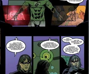 Bowie knife P.Kreme – Greyman Comics 2