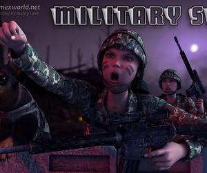 Extremexworld � Military Slut