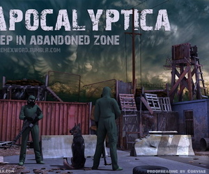 Apocalyptica Gangbang Story off out of one\'s mind ExtremeXWorld