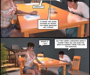 Sindy Anna Jones – Lithium Comic 2 – Bodies In Orbit