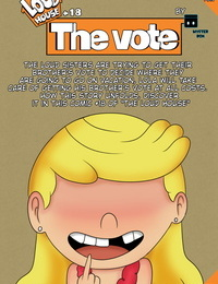 Mystery Box- The Vote The Loud House