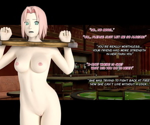 Pervertedgecko – Transmitted to Fall be fitting of Konoha 2