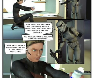 Project Bellerophon Chapter 3 – Spacey Trekky Time Tussle