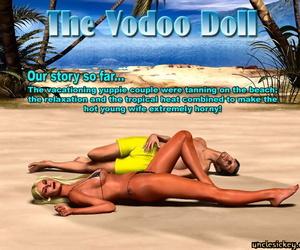 Scrivener Sickey – The Vodoo Doll