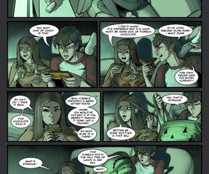 Okayokayokok- Tales alien burnish apply Bunk Keeper 9