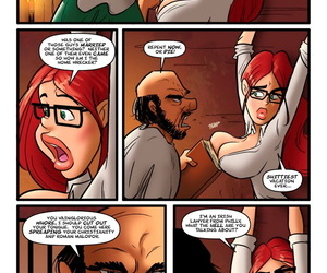 DirtyComics – Fiona