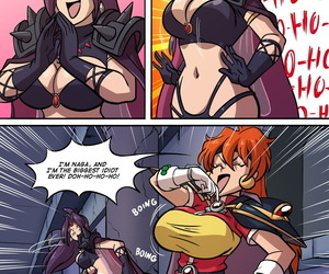 Axel Rosered- The Slayers Hands free