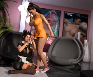 3DSimon – My Boss is a DickGirl 2