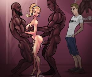 BimboBBC – Interracial hilarity