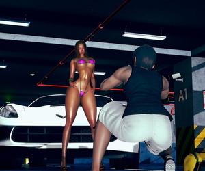 Ang3D Rising Babes 01 – The Shooting