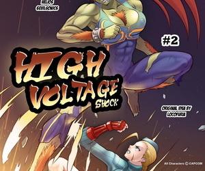 Locofuria – High Voltage Shock 2 Street Fighter