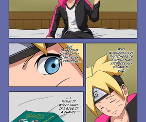 Boruto- An obstacle Chap-fallen Event – Yutto Primary