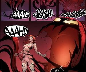 Locofuria Symbiote Queen #2- 6Evilsonic6