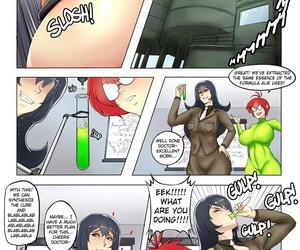 GG Comics – Aliessa Boastfulness Mishaps 2
