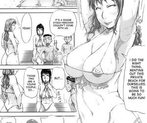 Saiyazumi � Mommy Treatment On The Beach
