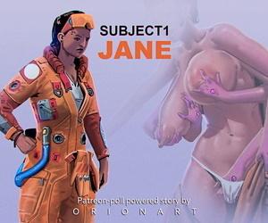 OrionArt – Subject Untrue  myths 1 – Jane