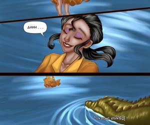 Nyte- The Princess and the Gator