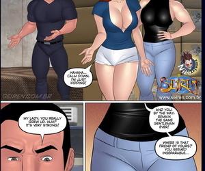 Seiren – Make an issue of Sportswoman 12