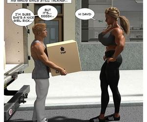 Hannah's Story 6- Heavy Lifting