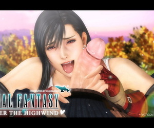 CHOBIxPHO – TIFA Blunted – UNDER Be transferred to HIGHWIND
