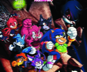 Cuisine – Irresistible Nature 2 Sonic The Hedgehog