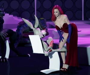 Jessica Rabbit 3D XXX