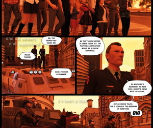 Unseen Harbinger Giantess and the city 6 – Chapter 4
