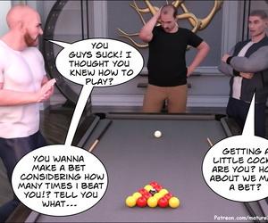 Mature3dcomics -A bets a wager