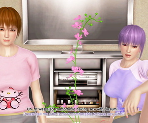 AYA3D – DOA – Kasumi & Ayane