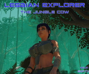 Softcore Works Lesbian Explorer- The Jungle Cow