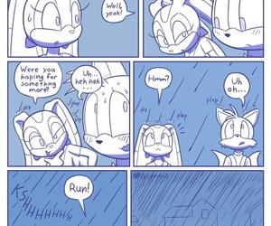 Loshon- Squally Monday Sonic The Hedgehog