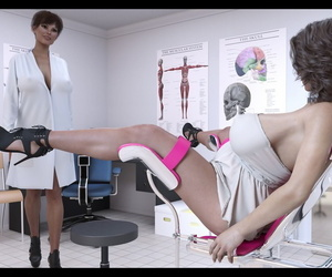 MYA3DX – Visit to the Doctor