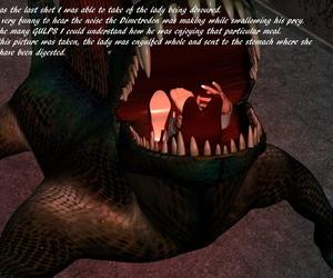 Roimystique Dimetrodon