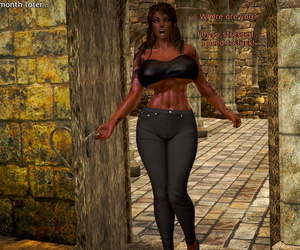 Hurator � Vanessa Tamed Alternative Ending