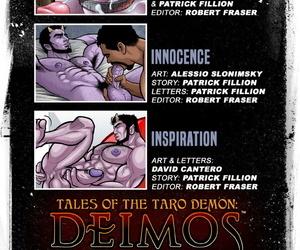 Patrick Fillion- Tales of the Taro Demon: Deimos #1