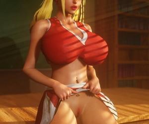Shassai- Jenny's New Uniform